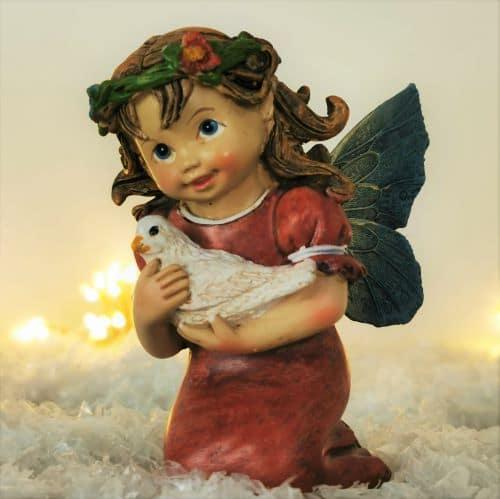 dove of peace fairy