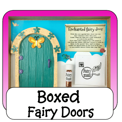boxed fairy doors