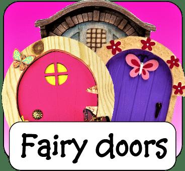 irish fairy doors