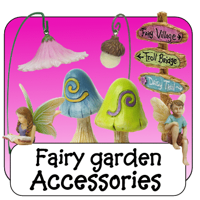 fairy garden accessories ireland