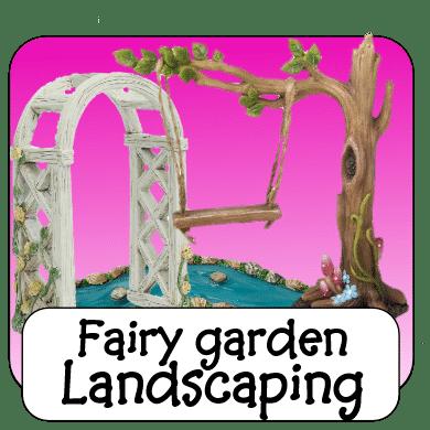 fairy garden landscaping