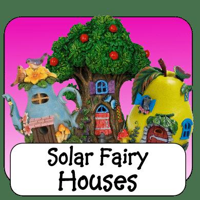 solar fairy houses