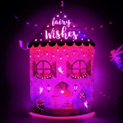 fairy wishes night light