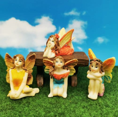 fairy figurine set