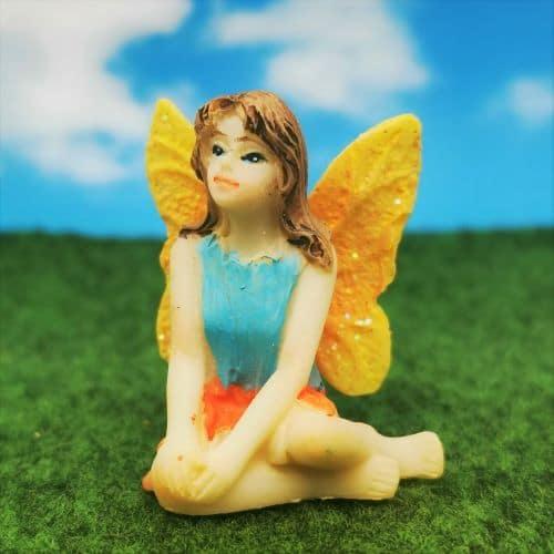 miniature fairy ornament
