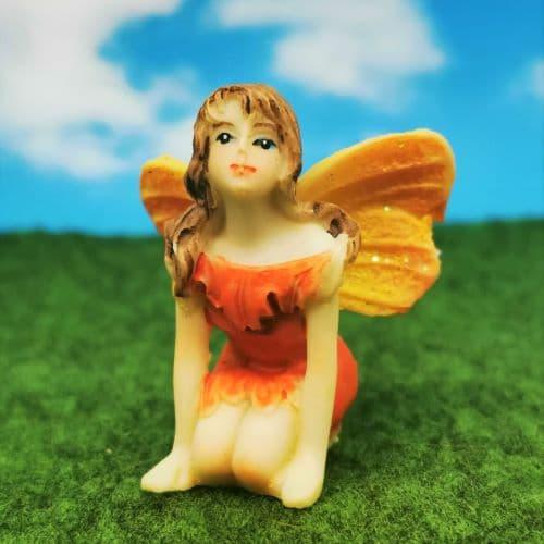 cute fairy figure