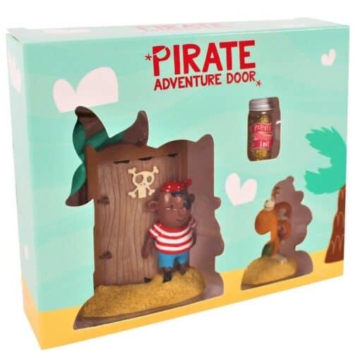 boxed pirate adventure door