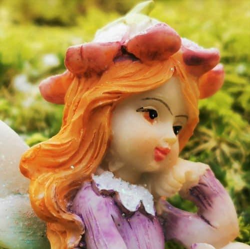cute fairy ornament