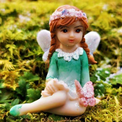 sparkle glitter fairy