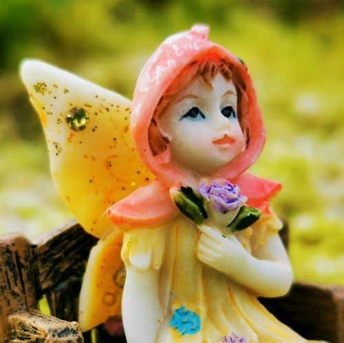 sparkle golden fairy
