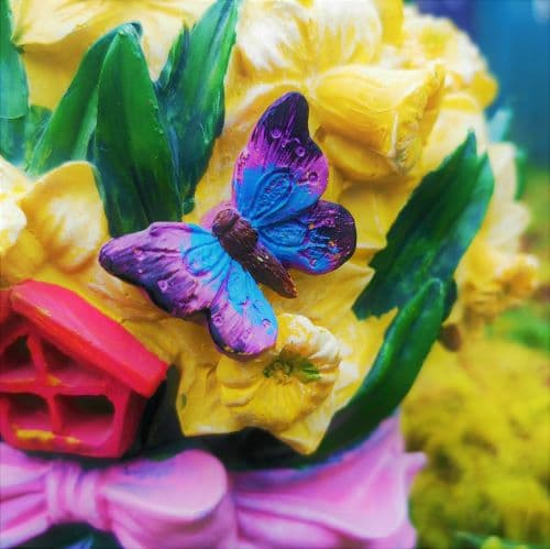 butterfly fairy house ireland