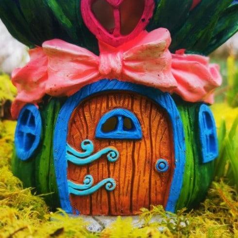 fairy house door ireland