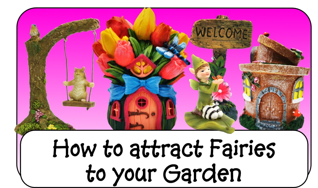 How to Attract Fairies to your Garden