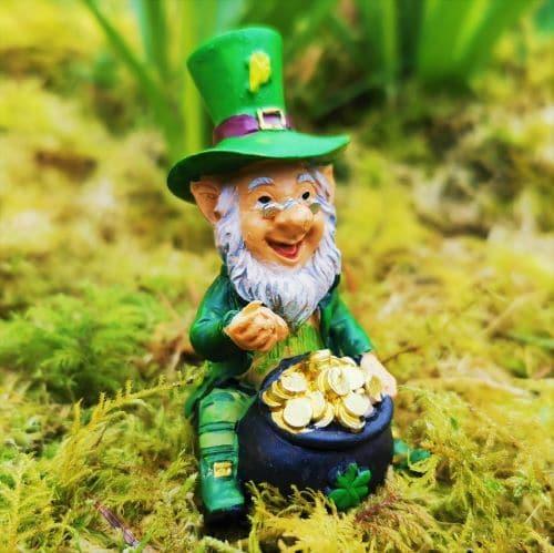 leprechaun figurine ireland