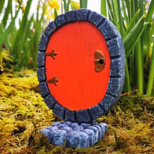 easter fairy door