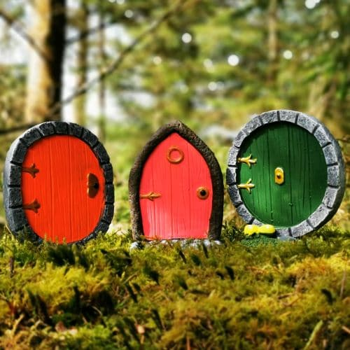cheap fairy doors