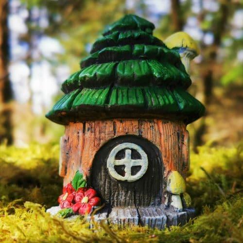 fairy house set