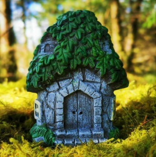 ivy small fairy house