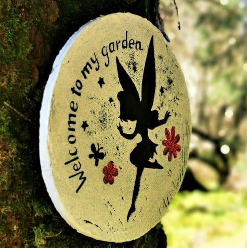 fairy plaque tree