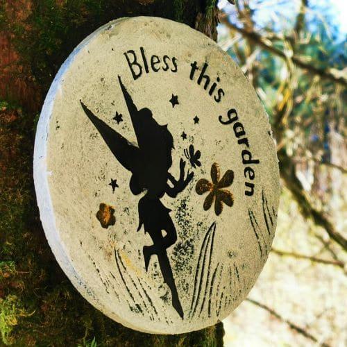 fairy garden plaque ireland