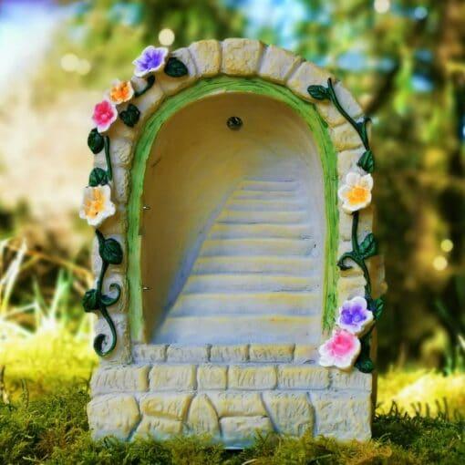 fairy door grotto