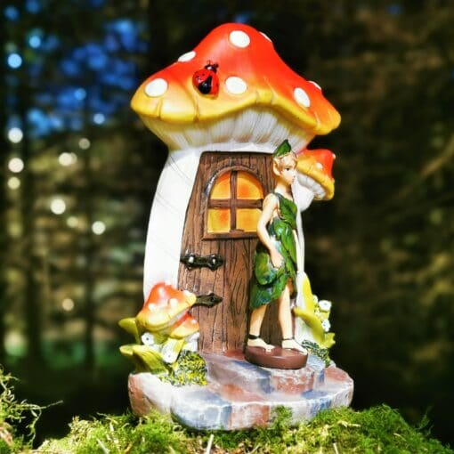 toadstool fairy portal