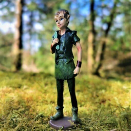 pixie figurine ireland