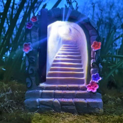 solar fairy doors ireland