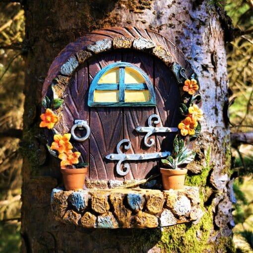 fairy door trees