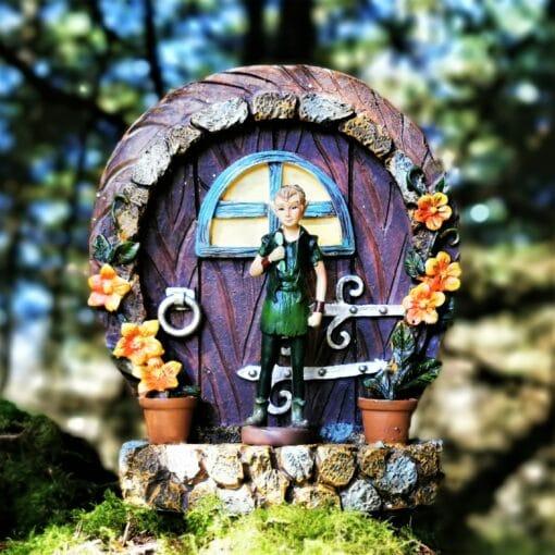 fairy door pixie
