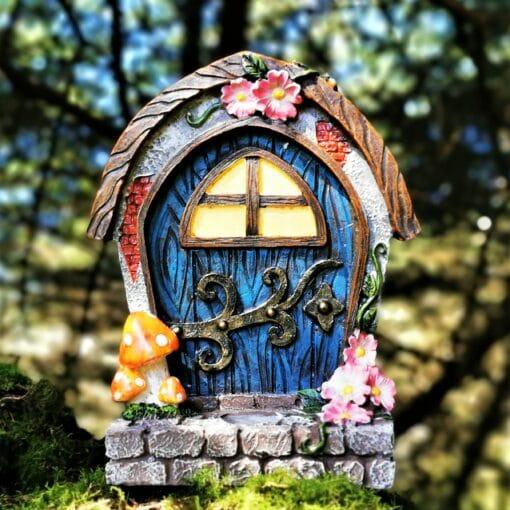 fairy door portal