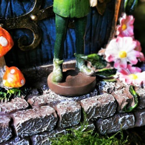 magnetic base fairy figure