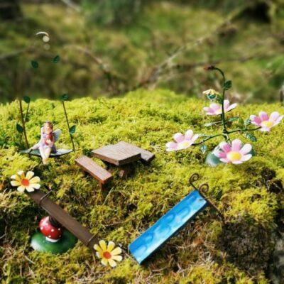 fairy garden playground