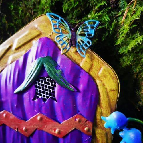 butterfly fairy door