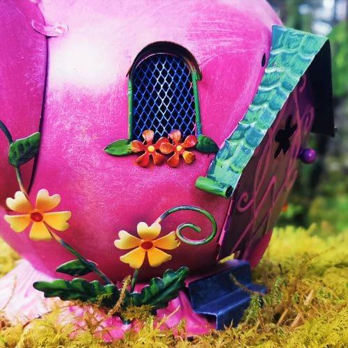 fairy window of the teapot house