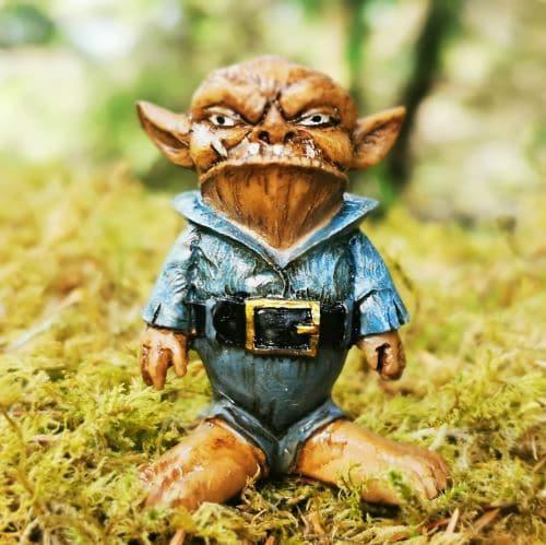 goblin figurine