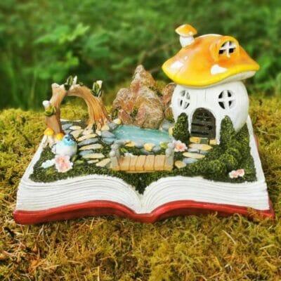 story book fairy house