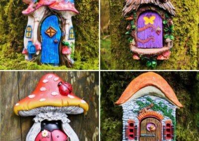 fairy trail doors