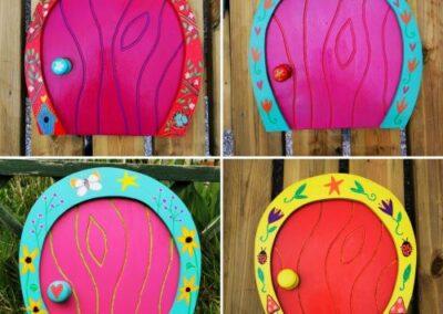 handmade fairy doors ireland