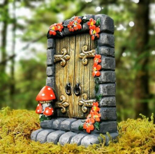 fairy trail door