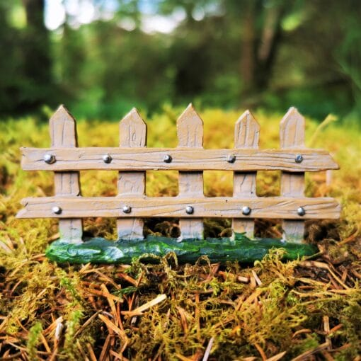 miniature fence