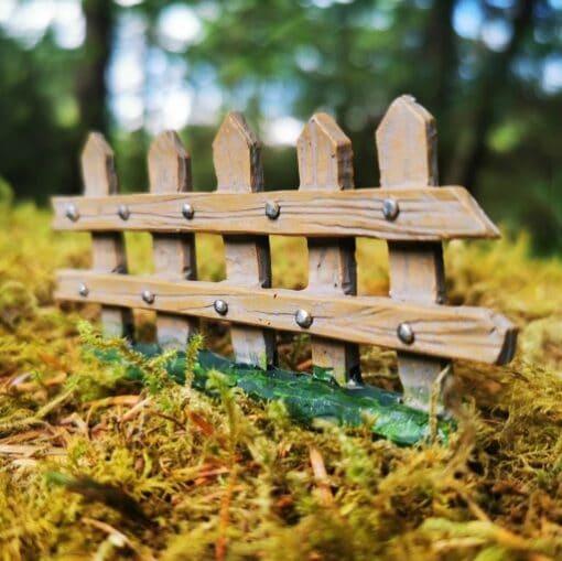 fairy garden fence