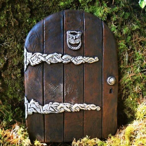 large irish fairy door