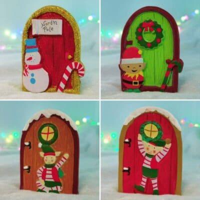 christmas fairy doors ireland