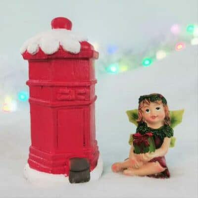 fairy door post box