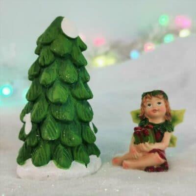 fairy door christmas tree
