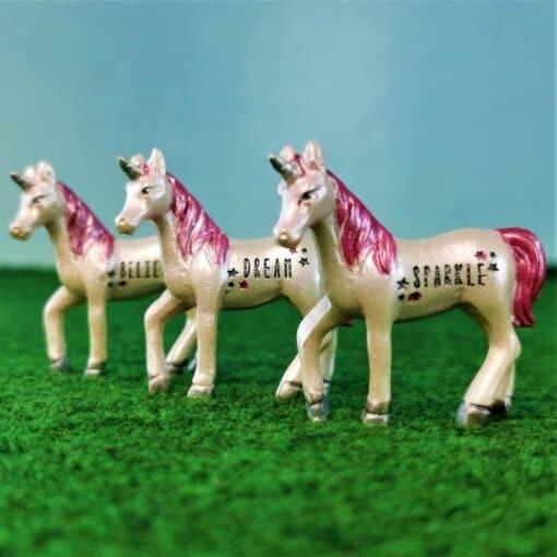 unicorn figurines ireland