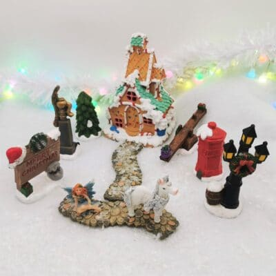 christmas fairy kit