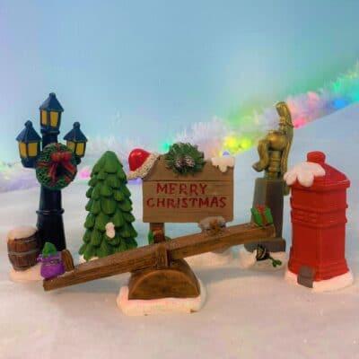 christmas fairy door accessories ireland
